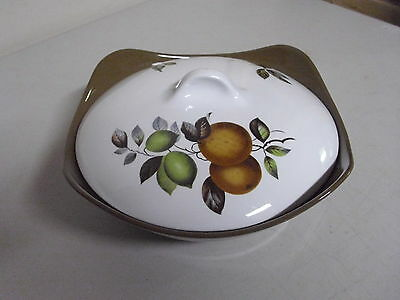 Midwinter Stylecraft Serving Bowl + Lid Staffordshire England