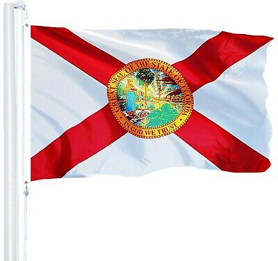 3X5 FLORIDA STATE FLAG FL FLAGS US STATES NEW USA us seller