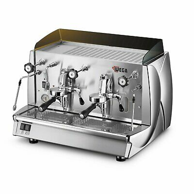 Brand New Wega Veka Vintage Electornic HIgh Cup Commercial Coffee Machine