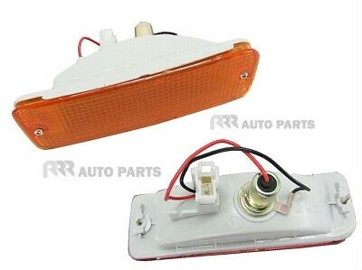 New TOYOTA Hilux 2 & 4WD 10/88-10/97 Front Bar Indicator Lamp Light-Left Side