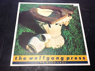 The Wolfgang Press - Bird Wood Cage Lp