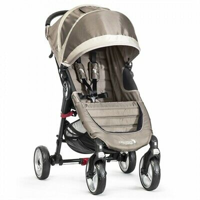 baby jogger CITY MINI™ 4-Rad 2016 - sand/stone