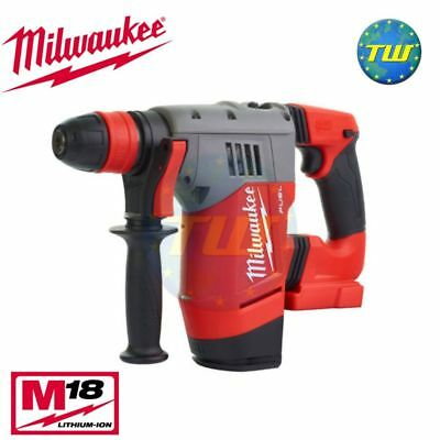 Milwaukee M18CHPX-0 18V Fuel SDS Plus Hammer Drill High Performance - Body Only