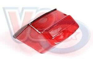 Vespa GTR GL Sprint Super Rally Rear Lamp Lense - w/ Top Cover