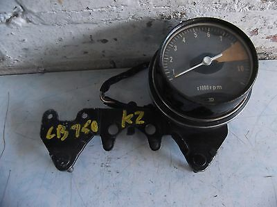 Honda  Cb750 K2 Clocks Bracket & Tachometer