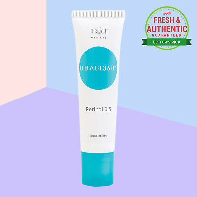 Obagi Obagi360 Retinol 0.5 1 oz 28 g. Sealed Fresh