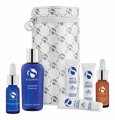 iS Clinical Calming Travel Kit. Sealed Fresh