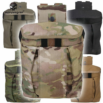 EMERSON Dump Pouch Tactical Duty Hunting Molle Mag Recyling Bag MC CP CB EM9042