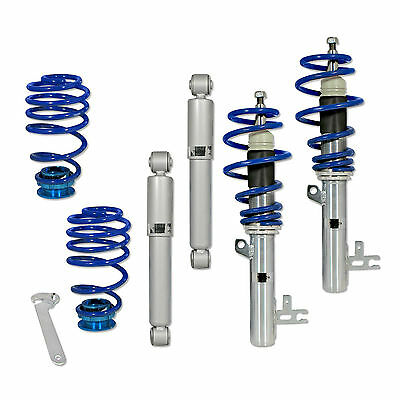 Jom Blueline suspension Coilovers for Vauxhall Opel Astra H mk5 and Zafira B