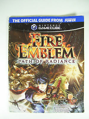 Fire Emblem Path of Radiance Nintendo Power Players Strategy Guide/Book Gamecube