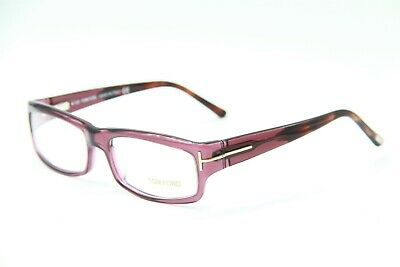 270b72c75619 NEW TOM FORD Tf 5137 081 Purple Frame Authentic Eyeglasses 54-16 ...
