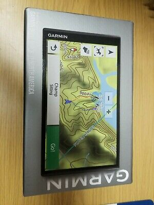 NEW Garmin drivetrack 70 for use with alpha 100 handheld gps