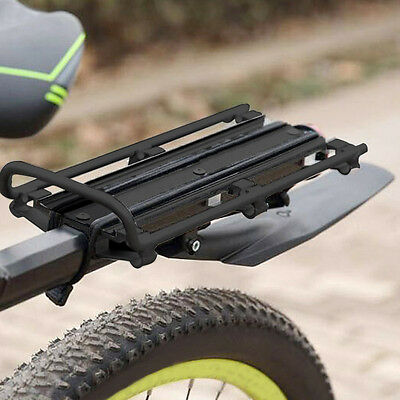 Quick Release Bike Rear Rack Excellent MTB Bicycle Cycling Luggage Carrier Newly