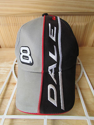 Dale Earnhardt Jr. #8 Embroidered Budweiser Nascar Chase Adjustable Hat Euc!