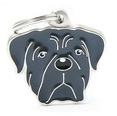 Cane Corso Dog ID Tag (47) - Engraved FREE - Personalised - Identity - Charm