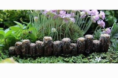 My Fairy Gardens Mini - Lumberjack Wall - Supplies Accessories