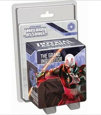 Star Wars Imperial Assault - The Grand Inquisitor