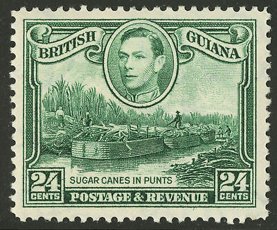 British Guiana   1938-52  Scott # 234a  MLH