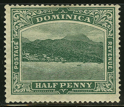 Dominica  1907-20   Scott # 35  MH
