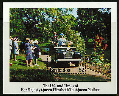 Barbados   1984   Scott #664    Mint Never Hinged Souvenir Sheet