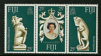 Fiji   1978  Scott # 384 a-c  Mint Lightly Hinged Set