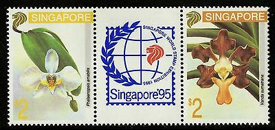 Singapore   1993   Scott # 665a   MNH Set
