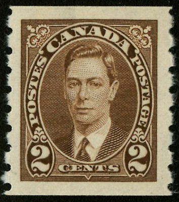 Canada   1937   Unitrade # 239  Mint Never Hinged Coil - VF/XF