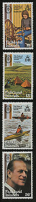 Falkland Islands  1981  Scott #327-330  Mint Never Hinged Set