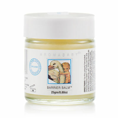 New 25g Aromababy Barrier Skin Balm for Babies w/ Natural Oils Soothing Safe