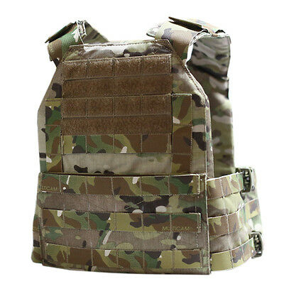 Ops / Ur-Tactical Easy Plate Carrier In Crye Multicam, Size- Large