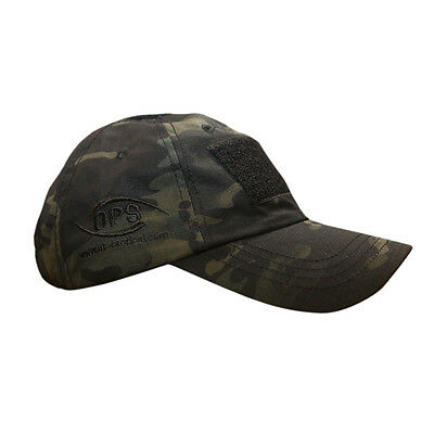 Ops / Ur-Tactical Baseball Cap In Crye Multicam Black