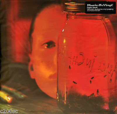 ALICE IN CHAINS - JAR OF FLIES/SAP, 2010 EU 180G vinyl 2LP, NEW! FREE SHIPPING!