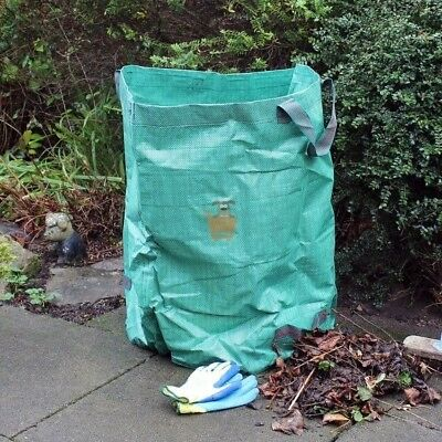Heavy Duty Reusable Large Garden Allotment Refuse Bag Sack with Carry Handles