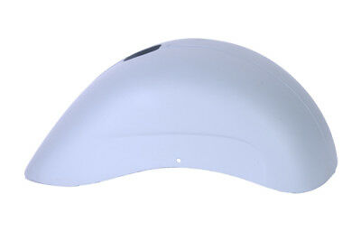 GS Style Metal Front Mudguard to fit Vespa PX and T5- Unpainted