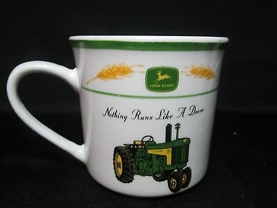 John Deere Amber Fields (Coupe) Cup by Gibson Designs