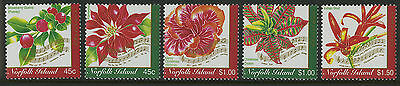 Norfolk Island   2001   Scott # 748-752    Mint Never Hinged Set