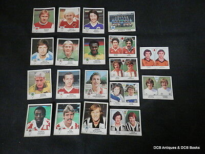 FOOTBALL Card Trade 1960s and 1970s