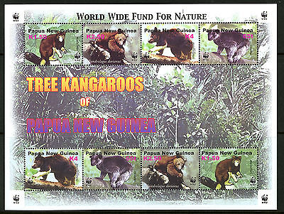 Papua New Guinea   2002   Scott #1091    Mint Never Hinged Souvenir Sheet