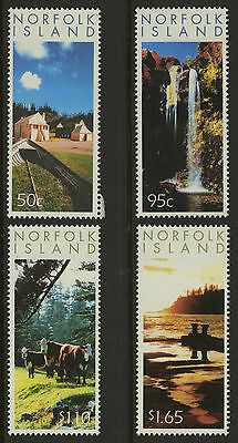Norfolk Islands   2004   Scott # 805-808    Mint Never Hinged Set