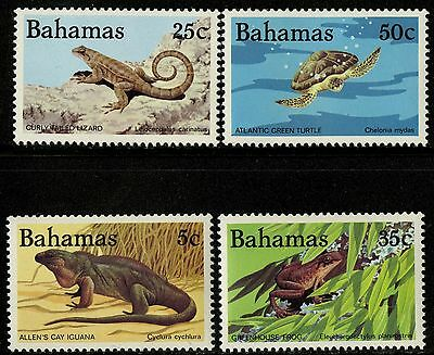 Bahamas   1984   Scott # 564-567   MNH Set
