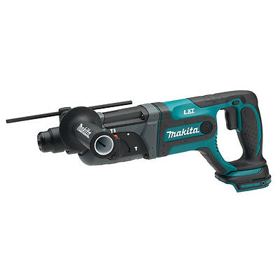 "Makita DHR241Z 18V LXT 7/8"" SDS-PLUS Rotary Hammer (Tool Only)"