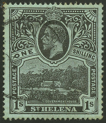 St Helena  1912-16  Scott # 68    USED