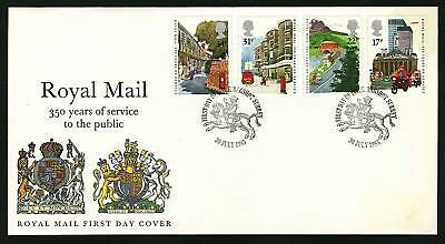 Great Britain 1985  Scott # 1111-1114   FDC