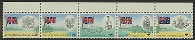 Cocos Islands   1980   Scott # 60a   Mint Never Hinged Strip Set