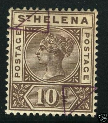 St Helena  1896  Scott # 46  USED