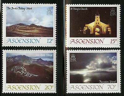 Ascension  1984   Scott # 359-362  MNH Set