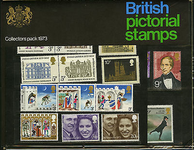 Great Britain   1973 Collectors Pack  SG # CP 948k  - Excellent Condition