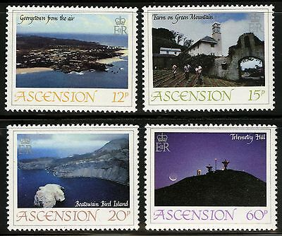 Ascension  1983   Scott # 328-331  MNH Set