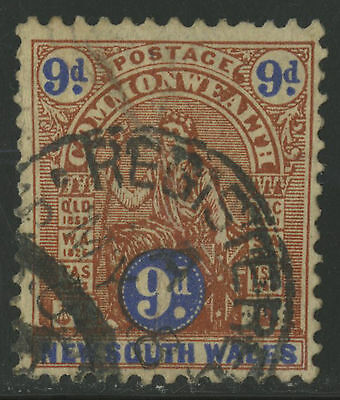 New South Wales   1903   Scott # 108   USED