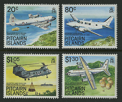 Pitcairn Islands  1989  Scott #323-326  MNH Set